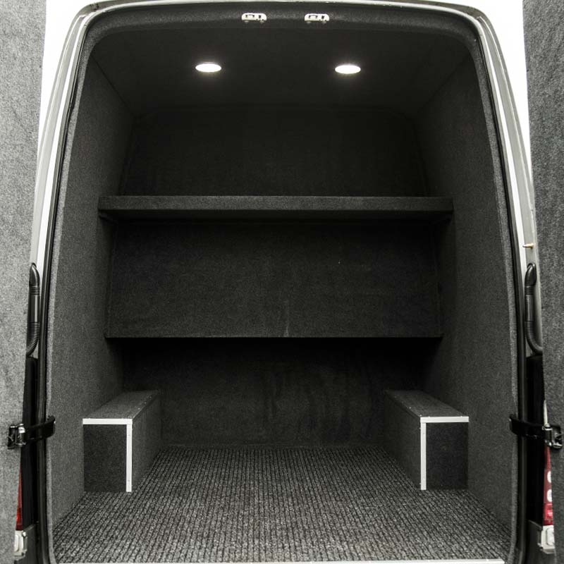 Splitter Van hire from Riverjuke